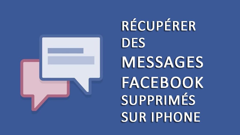 recuperer historique messenger facebook